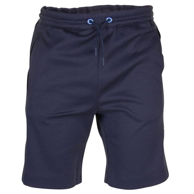 Mens Navy Headlo Track Shorts