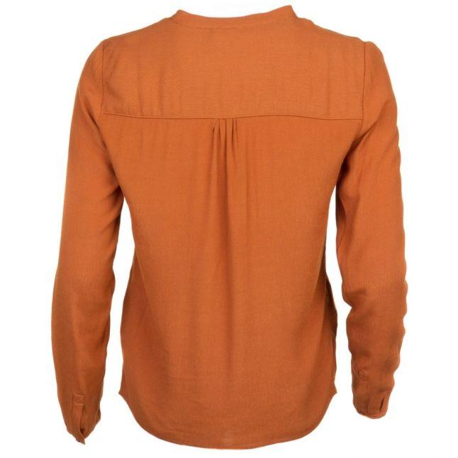Womens Roasted Pecan Viannemary Shirt