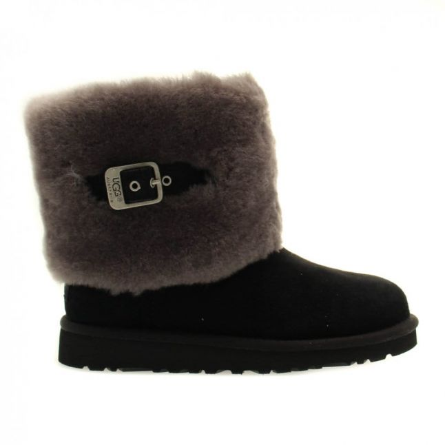 Kids Black Ellee Boots (9-5)
