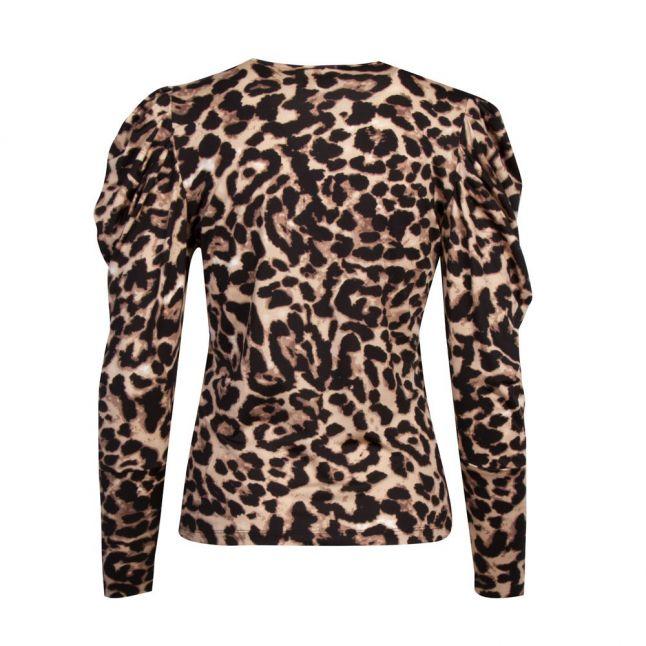 Womes Nomad Leopard Vileoa Leopard Top