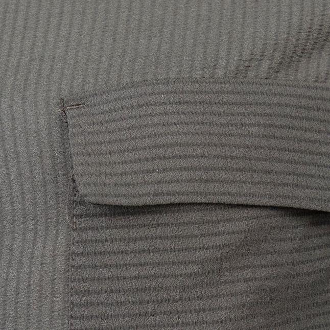 Womens Dark Olive Night Pippa Plains L/s Shirt