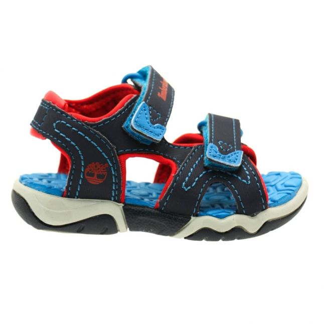 Toddler Navy, Blue & Red Adventure Seeker Sandals