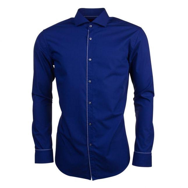 Mens Medium Blue C-Jimmy Slim Fit L/s shirt