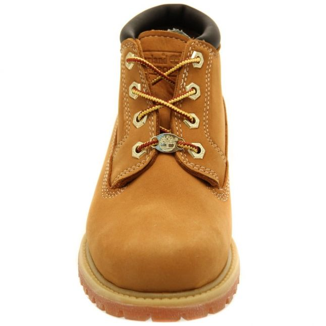 Womens Wheat Nellie Chukka Boots