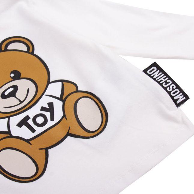 Baby Cloud Toy Logo L/s T Shirt