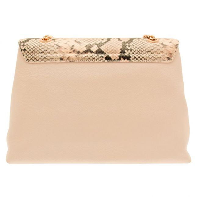 Womens Baby Pink Marlow Exotic Trim Bag