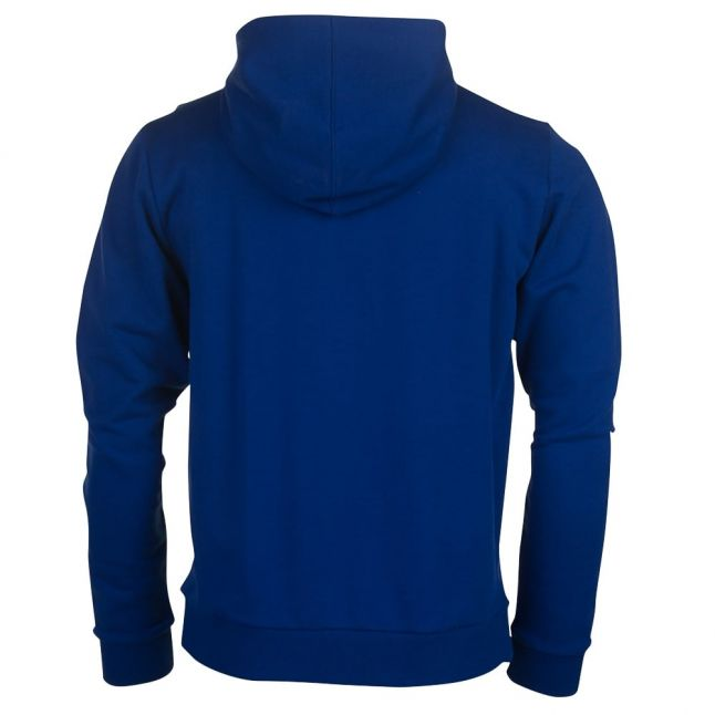 Mens Inkwell Hooded Zip Sweat Top