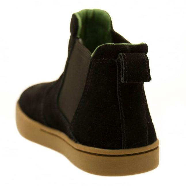 Kids Black Hamden Boots (12-3)