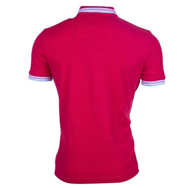 Athleisure Mens Medium Red Paddy S/s Polo Shirt