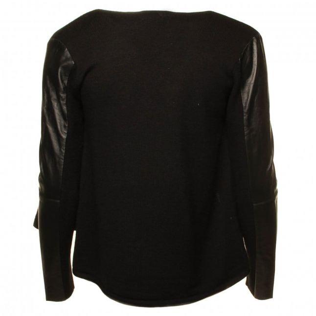 Gaeton Wrap in Black