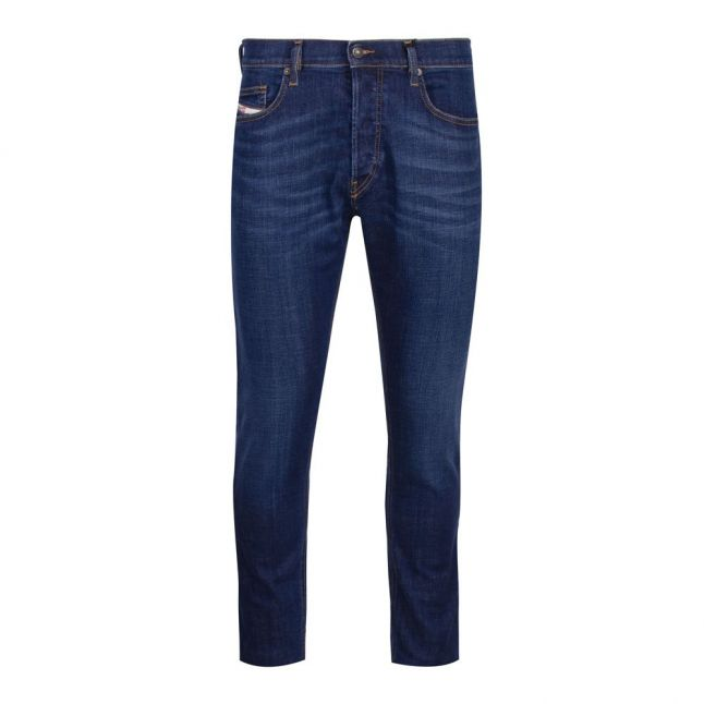 Mens 009NN Wash D-Luster Slim Fit Jeans