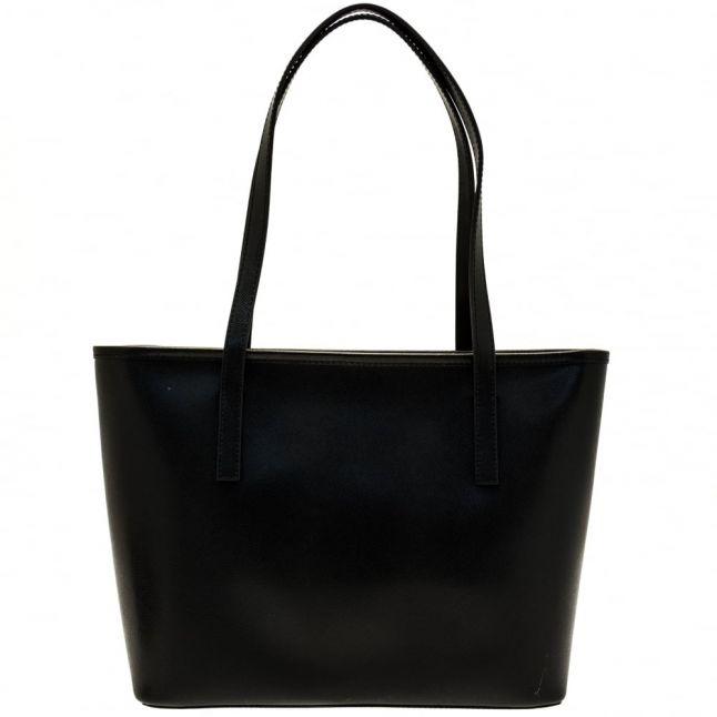 Womens Black Anaiya Micro Bow Small Shopper Bag