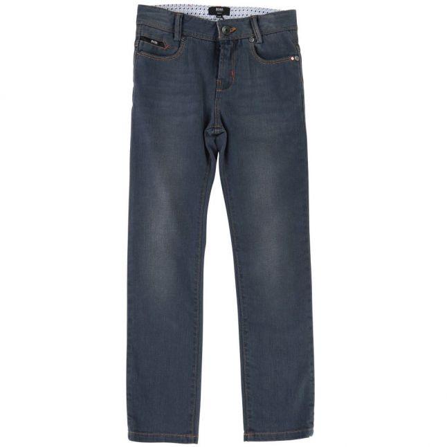Boys Denim Wash Jeans