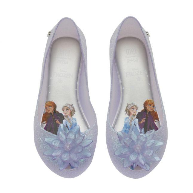 Kids Glitter Ice Flower Disney Frozen Ultragirl Shoes (12-11)