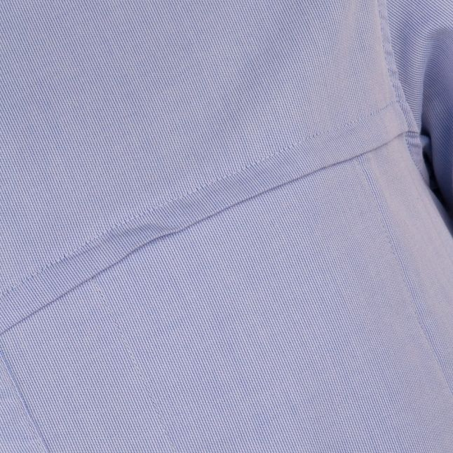 Mens Blue Brazzy S/s Shirt