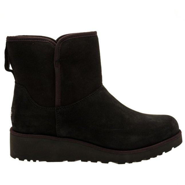 Womens Black Kristin Boots