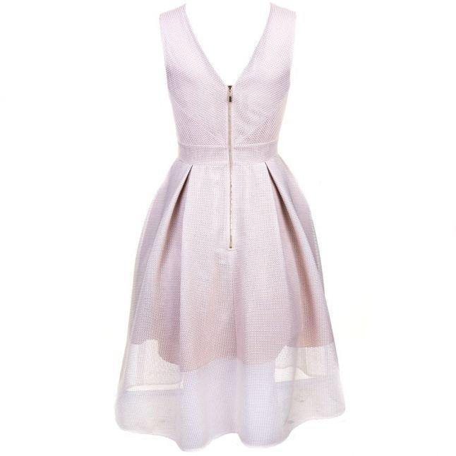 Womens Cream Amerie Bow Dress