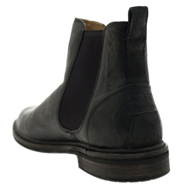 Mens Black Leif Boots