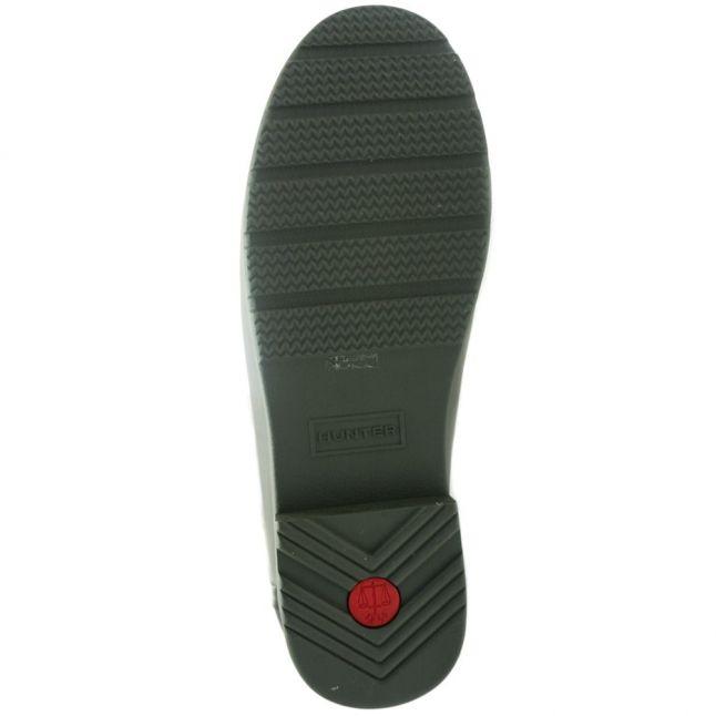 Womens Dark Olive & Navy Original Refined Back Strap Tall Wellington Boots