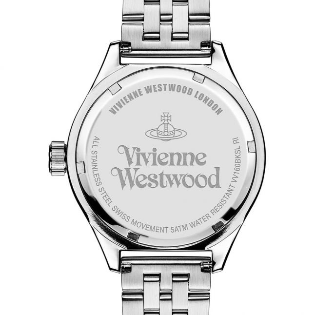 Womens Silver Smithfield Bracelet Watch
