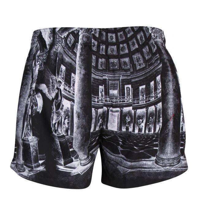 Mens Charcoal MOA Swim Shorts