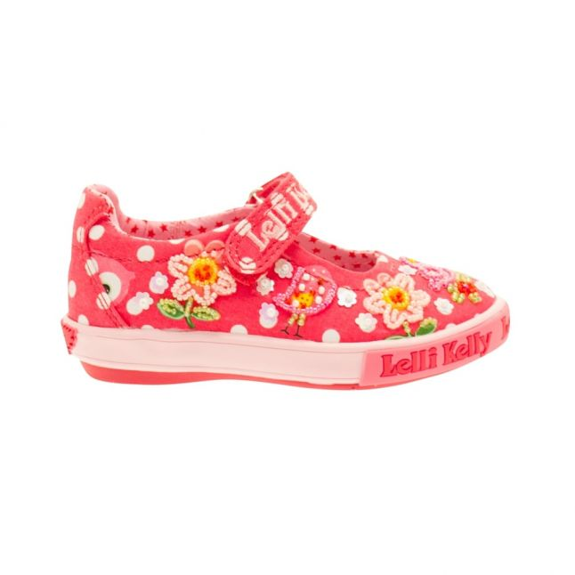 Girls Rosso Fantasia Birdie Shoe (24-33)