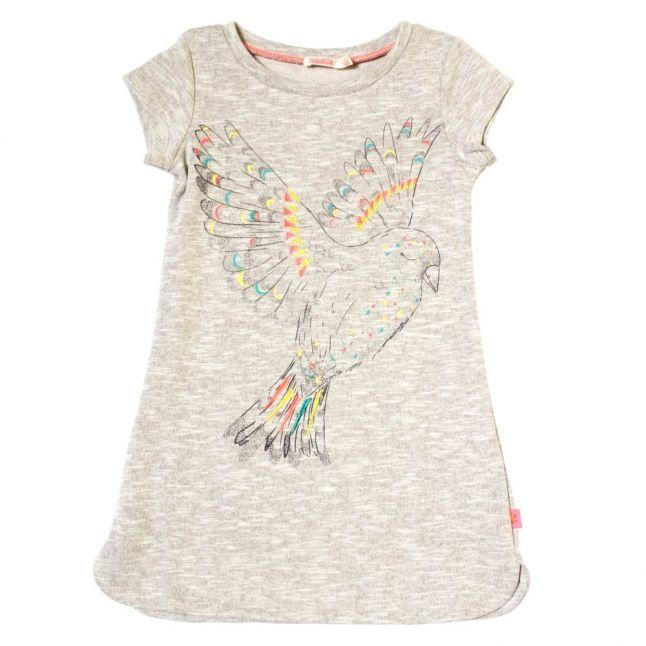 Girls Assorted Bird Printed Dress