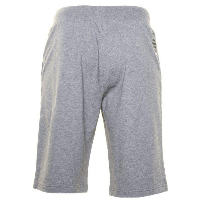 Mens Grey Training Core Identity Sweat Shorts