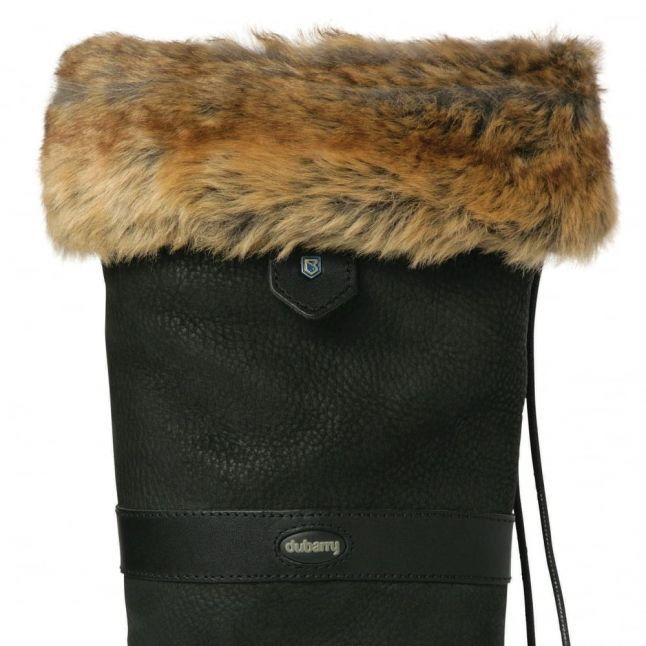 Womens Chinchilla Faux Fur Boot Liners