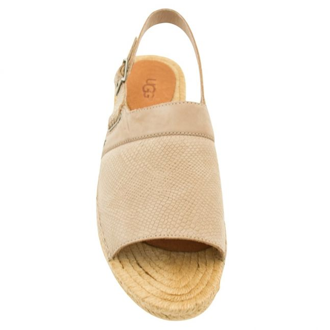 Womens Horchata Isadora Snake Sandals