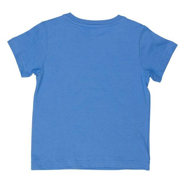 Boys Light Blue Basic S/s Tee