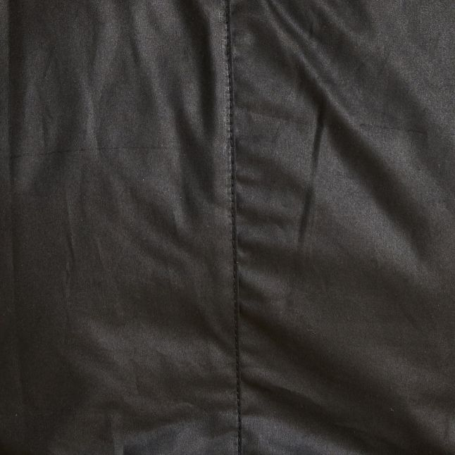 Mens Black Corbridge Waxed Jacket