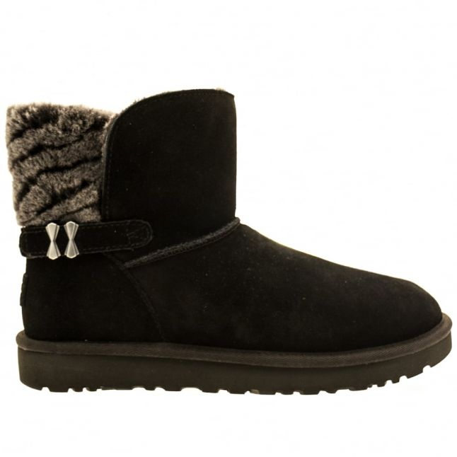 Womens Black Adria Boots