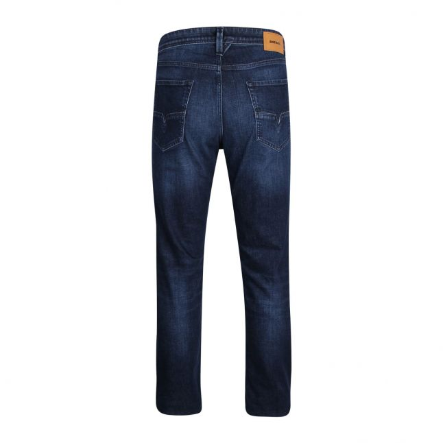 Mens 009ER Wash Larkee Beex Tapered Fit Jeans