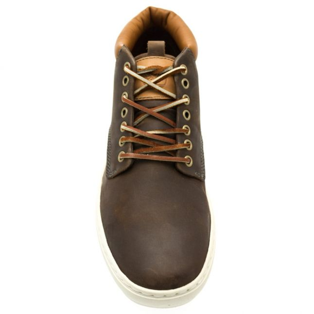 Mens Dark Olive Adventure 2.0 Cup Boots