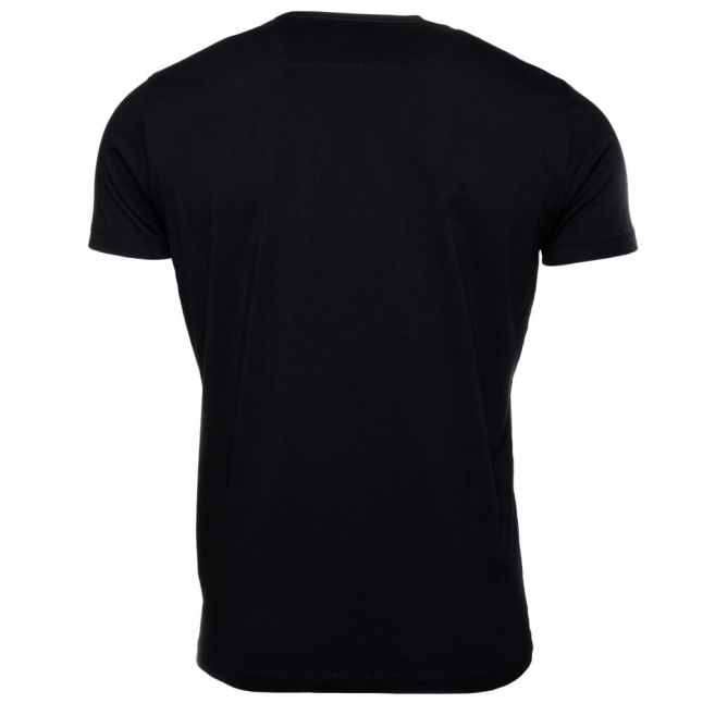 Mens Black T-Diego-Go S/s Tee Shirt