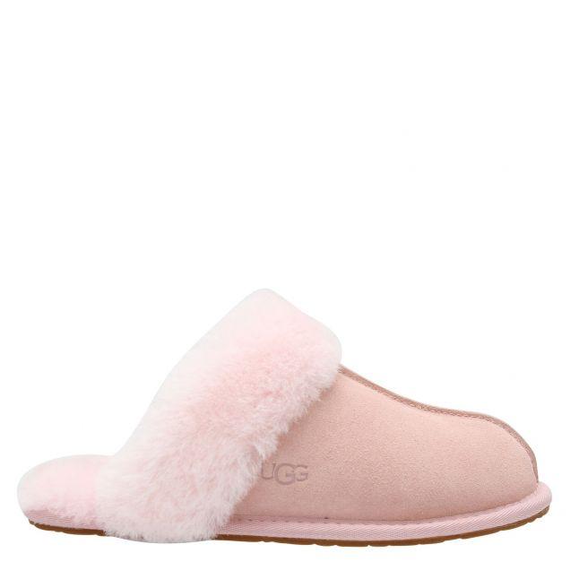 Womens Pink Cloud Scuffette II Slippers