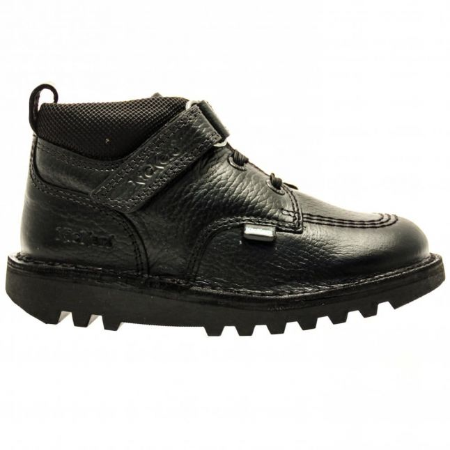 Infant Black Kick Tooquick Boots (6-12)