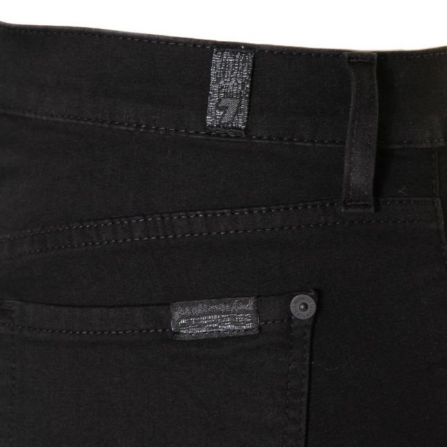 Womens Phoenix Black Wash High Waisted Skinny Fit Jeans
