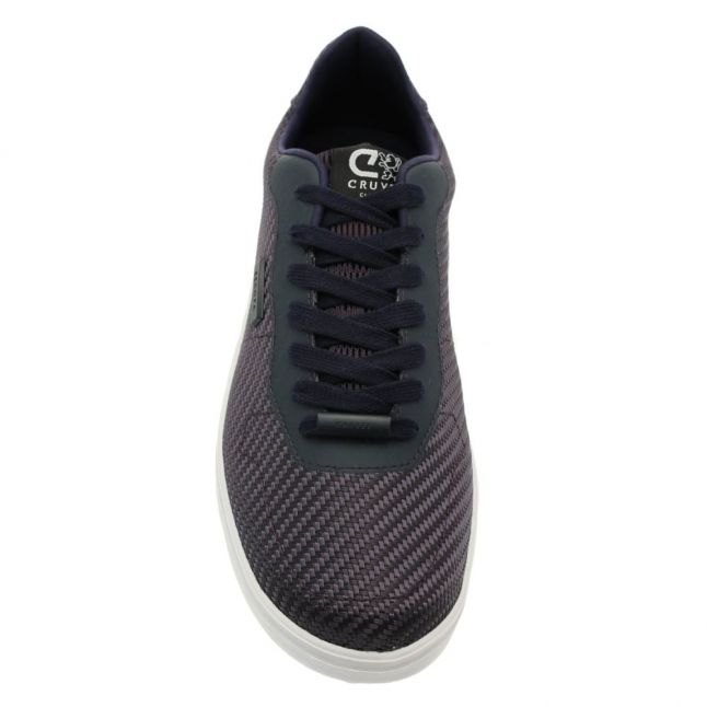 Mens Bright Navy Asteroid Trainers