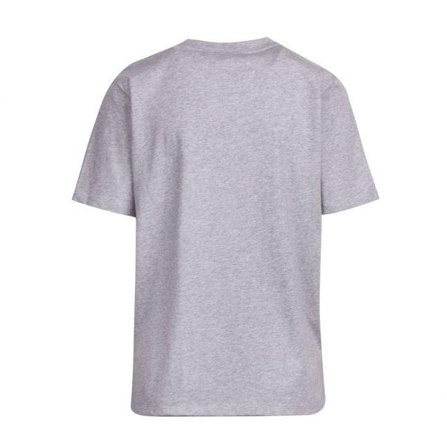 Womens Pearl Heather Tonal Kors Classic S/s T Shirt