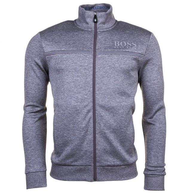 Mens Medium Grey Skaz Full Zip Sweat Top
