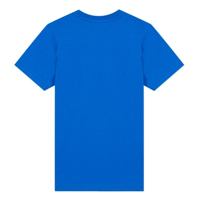 Boys King Blue Iconic Cool Tiger S/s T Shirt