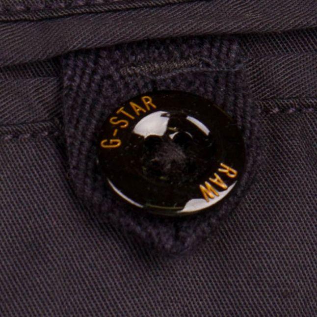 Mens Dark Police Blue & Mazarine Bristum Jacket