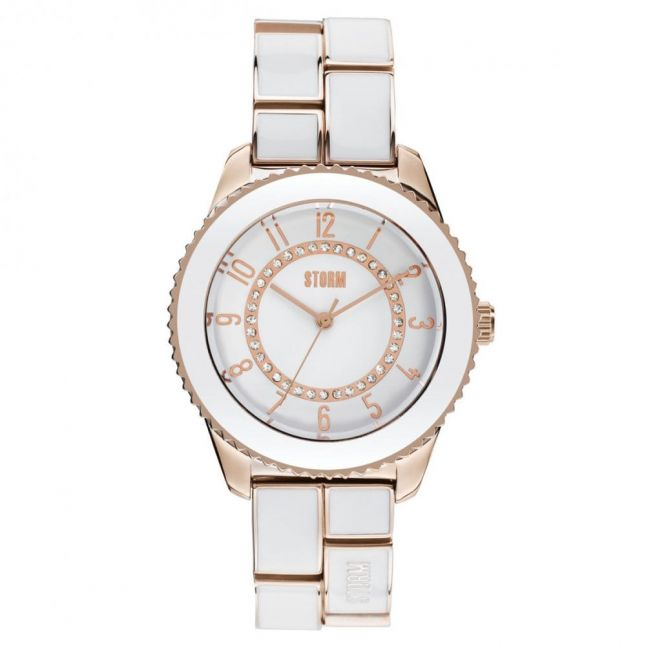 Womens Rose Gold Zarina Watch
