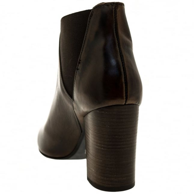 Womens Brown Crispin Boots