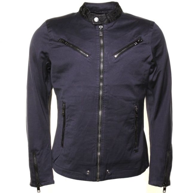 Mens Navy J- Edge Jacket