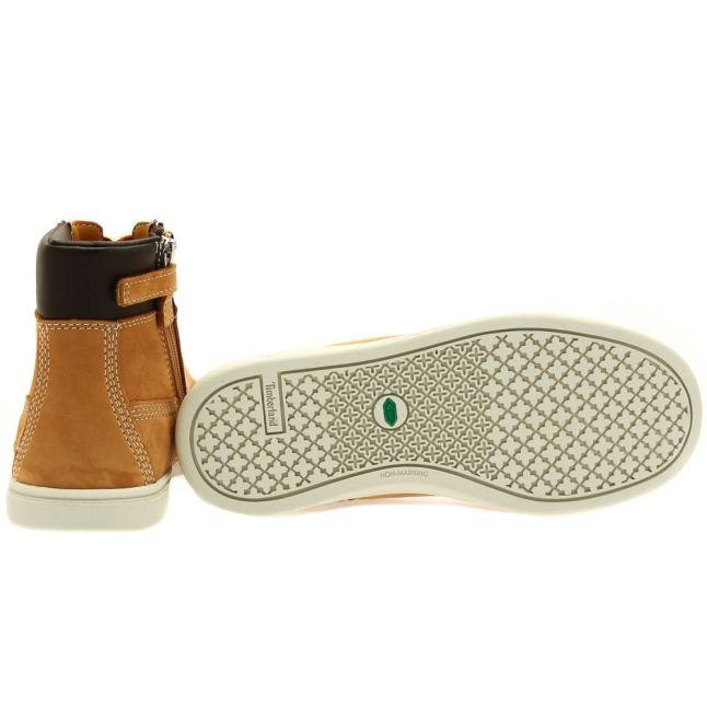 Junior Wheat Groveton 6 Inch Boots (3-6)