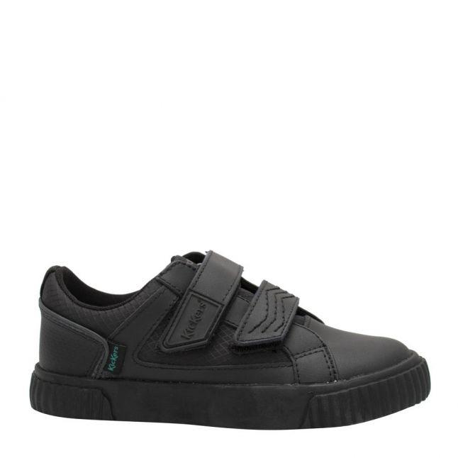 Junior Black Tovni Twin Flex Shoes (12.5-2.5)