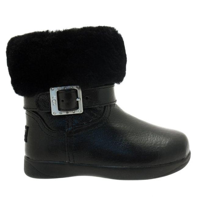 Toddler Black Gemma Boots (5-9)